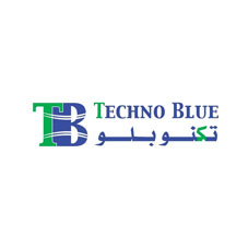 Techno Blue